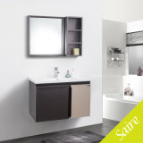 Bathroom Cabinet Staonless Steel Bathroom Vanity with Side Cabinet