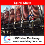 Monazite Refining Equipment Spiral Chute Concentator for Monazite Refining Plant