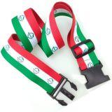 Full Color Printing Lugagge Strap, Tsa Luggage Belt, Travel Suitcase Belt