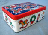 Rectangular Food Tin Box with Competitive Price