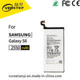 Eb-Bg920abe-2550mAh for Samsung Galaxy S6 Battery, Li-ion Polymer Mobile Battery