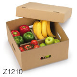 Z1210 Wholesale Paper Storage Cereal Box Packaging / Fruit & Nut Packaging Box