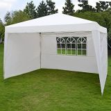 Outdoor Gazebo Canopy Wedding Party Tent with 4 Walls
