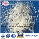 Polypropylene Polyester Crude Plastic Steel Fiber with ISO, SGS Certification