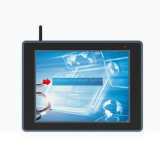 10.4 Inch IP65 LCD Touch Screen Industrial Panel PC with WiFi, Bluetooth, 4G Module