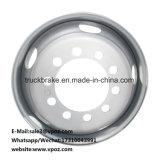 Truck Tube Steel Wheels/ Industral Wheels 6.0*16-750 for 7.5r16 Tire