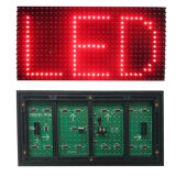 Cheap Price P10 Outdoor Single Color LED Display Module P10 1r LED Display Module