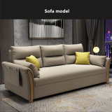 Small Family #Sofa Bed Multi-Functional Storage #Furniture 0162-3