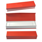 Clamshell PU Leather/Spray Paint/Velvet Plastic Fashionable Jewelry Watch Packaging Gift Box