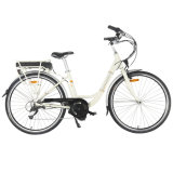"250W 5 Lever 26""Assist Electric Bicycle with Popular Appearance"