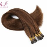 Wholesale Cheap Brazilian Vrigin Human Hair Extensions I Tip Hair Extensions