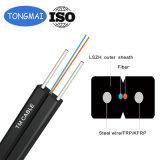 LSZH PVC Single Mode Single Core FTTH Cable Price Optical Fiber