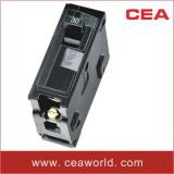 Black Mini Circuit Breaker for Pluging in Box