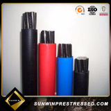 Unbonded Post-Tensioning Prestressed Concrete Strand 15.7mm