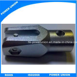 Sandblasting CNC Machining Part for Aluminum Fixture