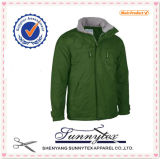 Best Sell Men′s Cotton Polyester Winter Jacket