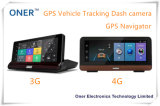 GPS Navigator with Built-in Dash Camera and GPS Vehicle Tracking