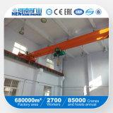 Single Beam Overhead Travelling Eot Crane Price
