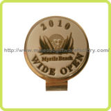 Golf Hat Clip & Color Fill Golf Ball Marker