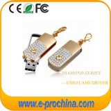 Custom Logo Crystal USB Pen Drive Flash Memory Stick (ES194)