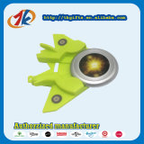 Promotional Flying Disc Toy Plane Shape Shooter Toy for Children