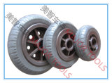 Heavy Duty Industrial Caster Wheel Solid Rubber Tyre