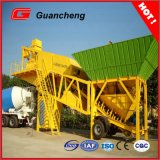 Hot Sale Yhzs25 Mobile Cement Mixing Station with 25cbm