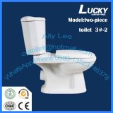 Cheap Price China Supplier Ceramic Two-Piece Toilet Wholesale