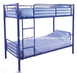 Metal/Steel Single Bunk Bed/Colored Metal Bunk Bed