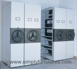 High Density Mobile File Storage Cabinet Shelving