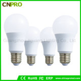 Plastic Coated Aluminum 110lm/W 12W LED Light Bulb