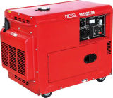 Copper Wire Silent Diesel Generator with Ce Certificate (5GF--Silent (5KW))