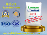 Inorganic Pigment Lithopone B311/Zns 30% for Polyolefin, ABS Resin