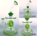 High Quality Borosilicate Handblown Glass Smoking Water Pipe with Factory Price