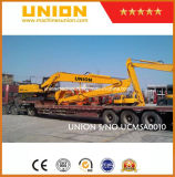 Amphibious Excavator 20t Hydraulic Pontoon with Long Reach Arm