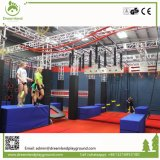 EU Standard Big Fun Indoor/Outdoor Ninja Warrior Course for Adults and Kids