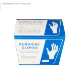 Cheap Medical Device Disposable Hospital Surgical Latex Gloves