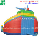 Ground Inflatable Box Ring for Sale Inflatable Games