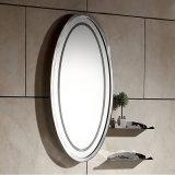 Stainless Steel Casting Simple Bathroom Mirror Circular Wall Mirror Frame