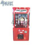 Best Price Automatic British Style Crane Claw Vending Machine