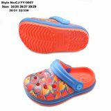 Outdoor EVA Garden Clogs Sandal for Children with Holes