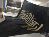 Outdoor Advertising Full Color Digital Printing Polyester Fabric Flag Banner