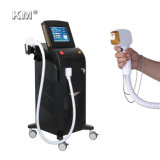 Strong Power Big Spot Size Ice Painfree Permanent Diode Laser Hair Removal 808nm Laser Beauty Equipment for Salon SPA Hospital Clinic Medical Ce IPL Shr Elight