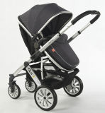 Four Clolour Baby Stroller and Baby Cot