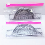 Student Stationery, Plastic Ruler Set with Good Price for School/Student/Office
