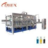 Full Automatic Plastic Glass Bottle Orange Juice Filling Packing Processing Machine