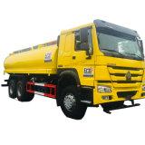 Sinotuck HOWO 6X4 Right Hand Drive Steel Water Tank 20m3