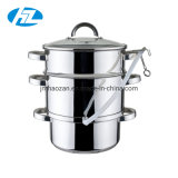 Stainless Steel Cookware Juice Steamer 5L 8L 10L