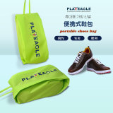 Wholesale Travel Golf Shoe Pouch Bag Easy Carry with Print Logo