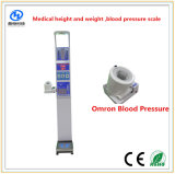 Pharmacy Height Weight Scale with Blood Pressure and Thermal Printer